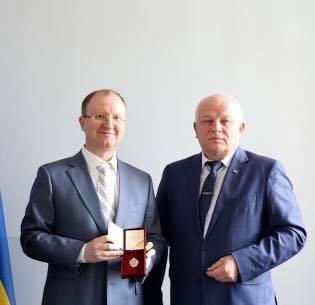 Андрій Ковальчук та Степан Кубів